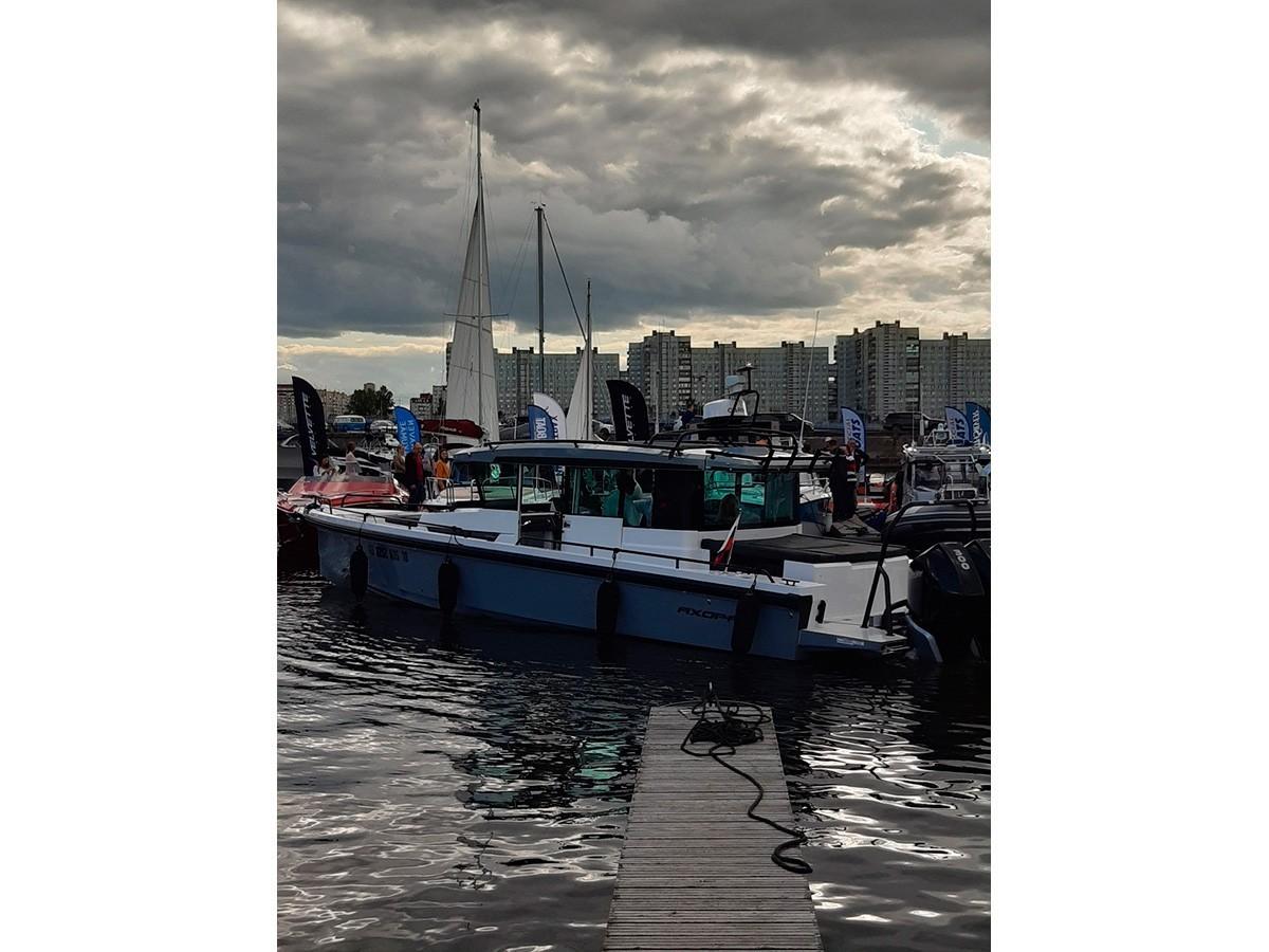 ST. PETERSBURG INTERNATIONAL BOAT SHOW 2019