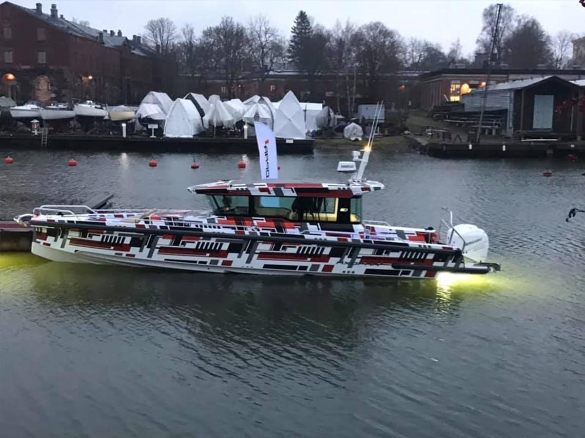 AXOPAR dealer days 2019 13-14 ноября 2019 Helsinki