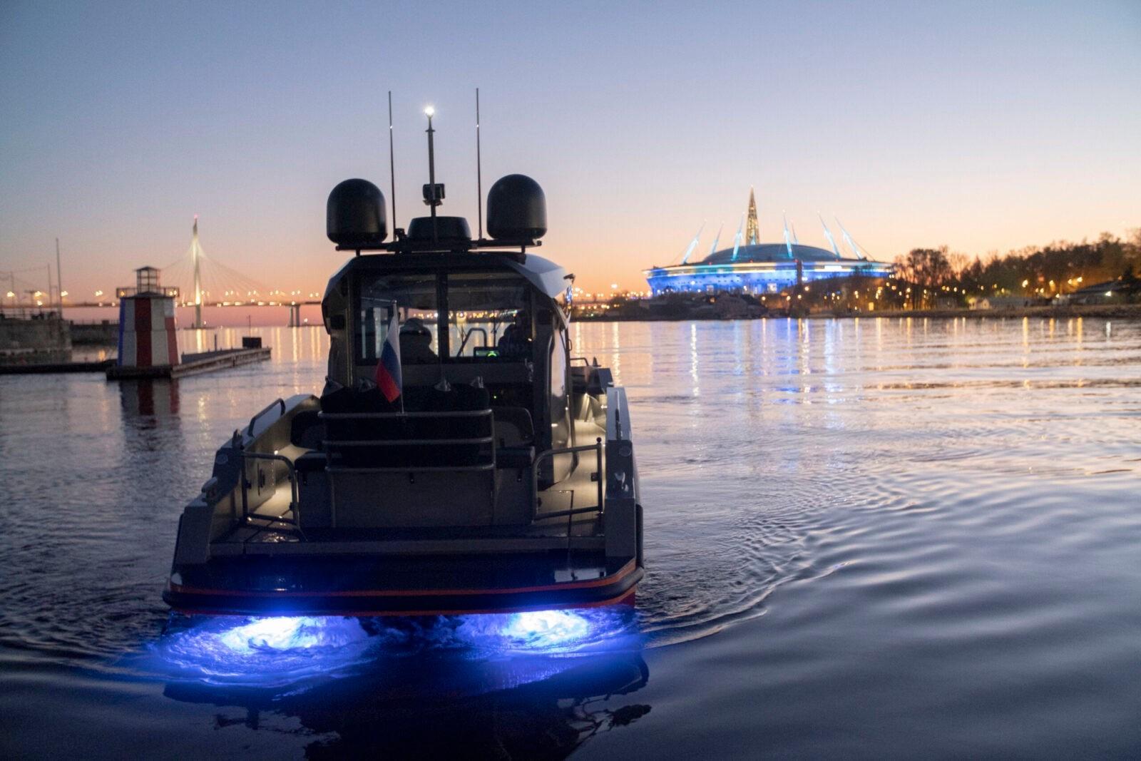 Подводные фонари, 2 x Lumishore SMX-153 с функцией изменения цвета