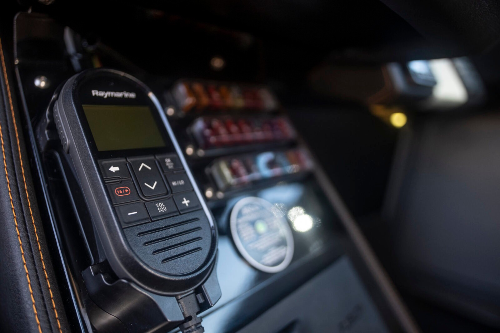 Радиостанция Raymarine VHF / Ray 90