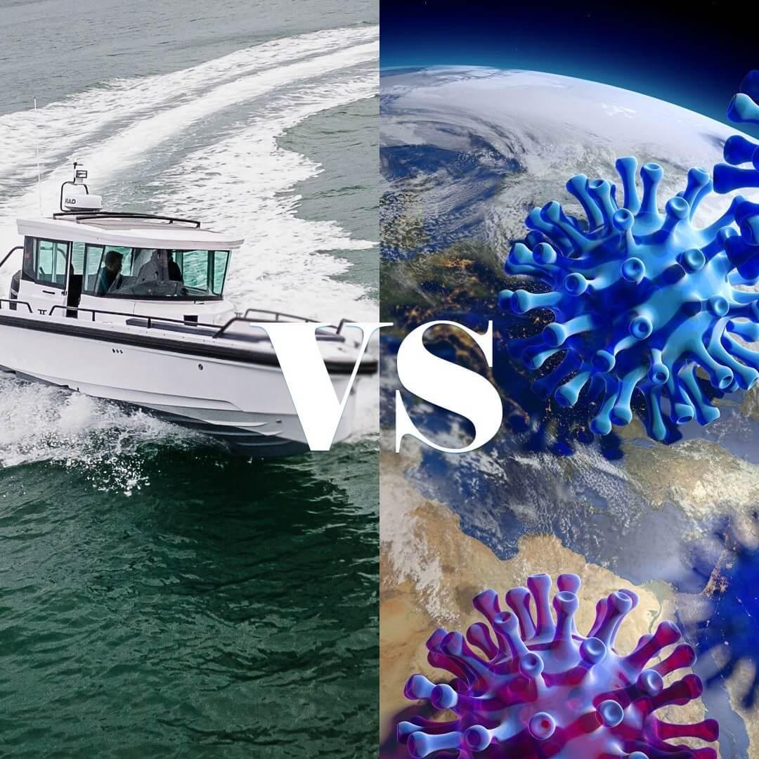 Яхта, как средство выживания