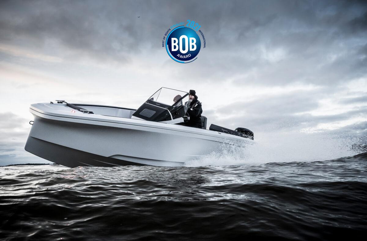 АКСОПАР 22 Spyder – в финале конкурса Best of Boats Award 2021